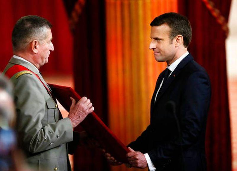 Perangi Terorisme Jadi Salah Satu Agenda Macron sebagai Presiden Prancis