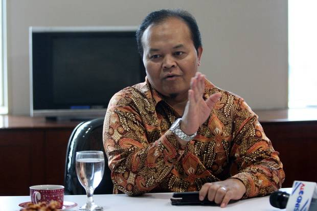 Wakil Ketua MPR Hidayat Nur Wahid (Foto: Okezone)