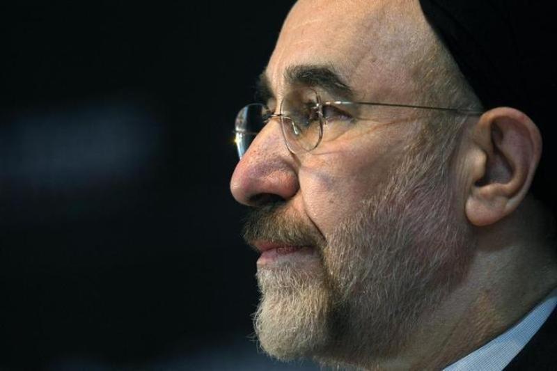 Mantan Presiden Iran periode 1997-2005, Mohammad Khatami (Foto: Mick Tsikas/Reuters)