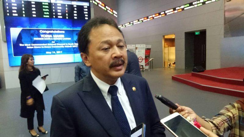 Petinggi OJK Dikabarkan Jadi Komisaris Utama BEI, Ini Reaksi Tito