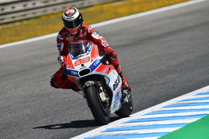 Raih Podium Perdana di Jerez, Lorenzo Dedikasikan untuk Penggemar