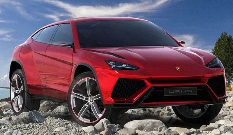 Lamborghini Urus (Carscoops)