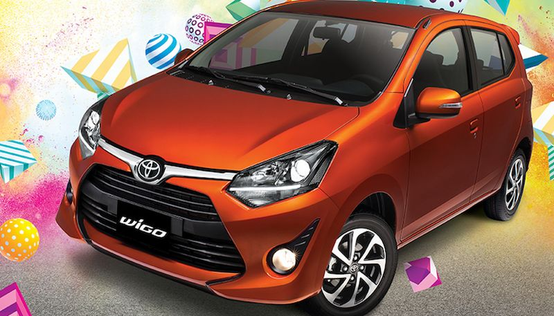 Toyota Wigo (Indianautosblog)