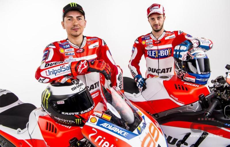 Jelang GP Prancis, Lorenzo dan Dovizioso Gelar Private Test di Mugello