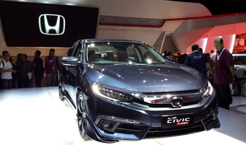 Honda Civic (Okezone)