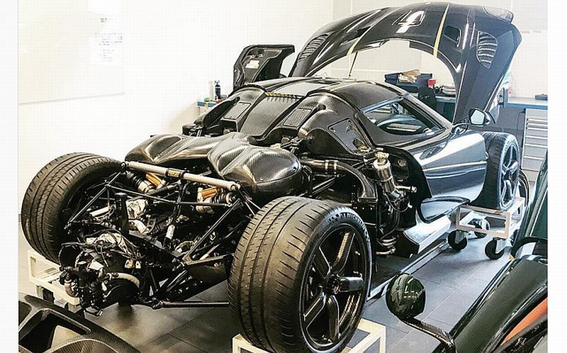 Koenigsegg Agera RS (Instagram Koenigsegg)