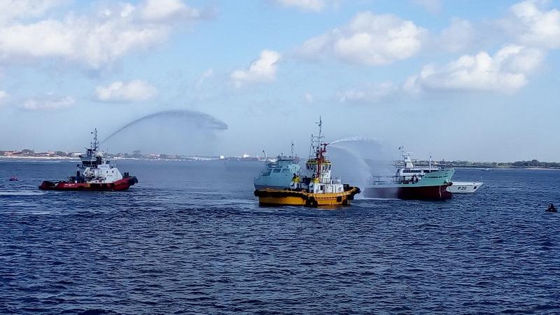 Merasakan Tegangnya saat Kapal Terbakar dan Cermati Laut Bali