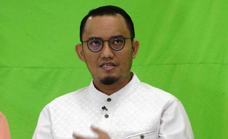 Ketua PP Pemuda Muhammadiyah, Dahnil Anzar (Foto: Heru/Okezone)