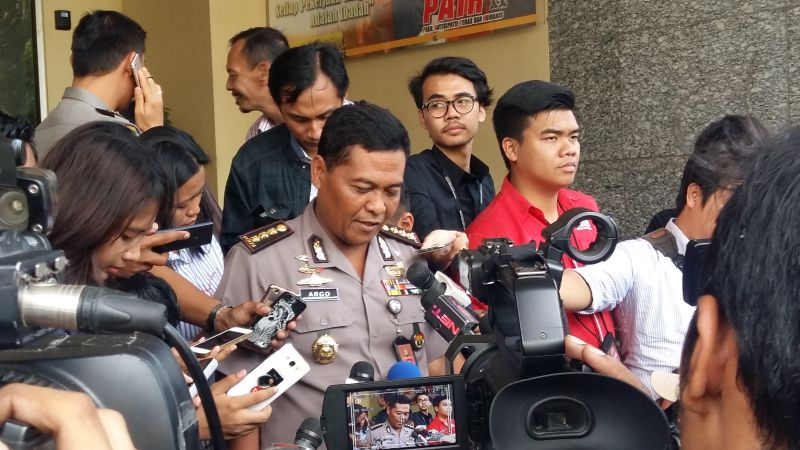 Kabid Humas Polda Metro Jaya Kombes Raden Prabowo Argo  (Foto: Okezone)