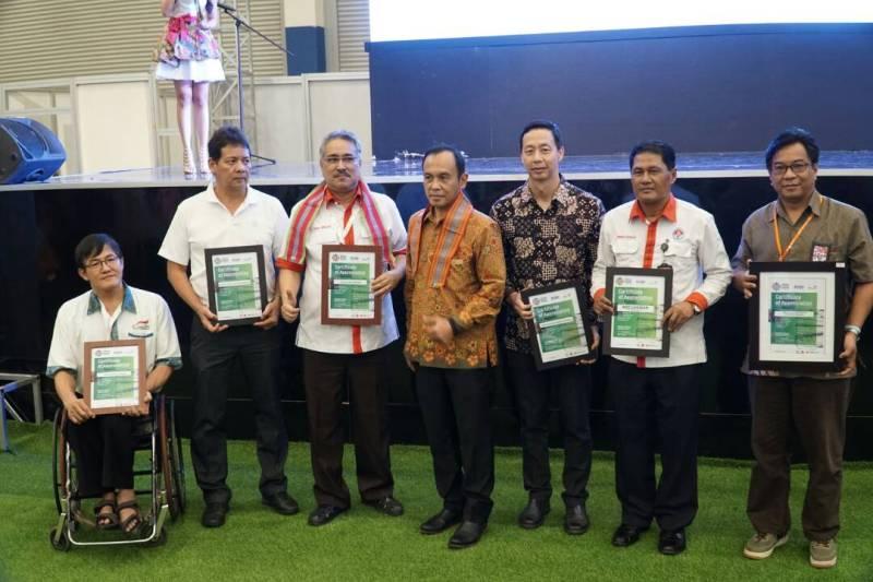 ISEF 2017 Gelorakan Semangat Masyarakat untuk Berolahraga