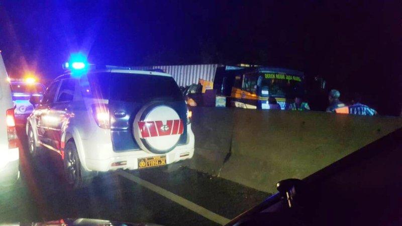 Korban Kecelakaan Tol Cipularang