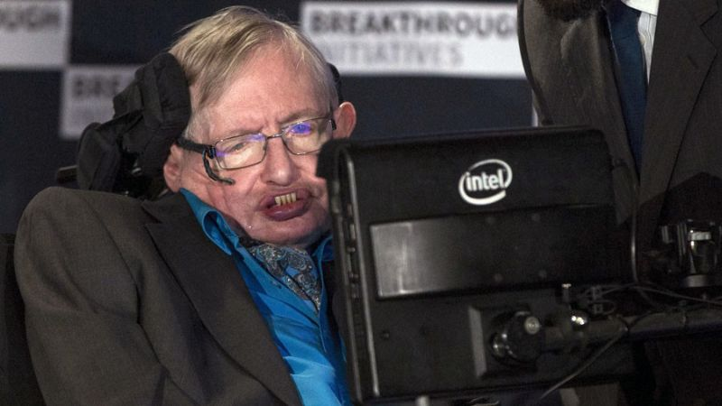TOP TECHNO: Stephen Hawking Munculkan Teori Baru Big Bang