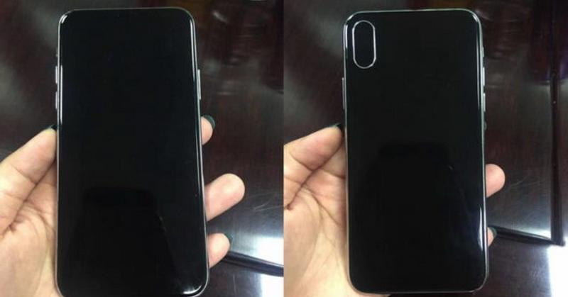 Mirip Galaxy S8, Penampakan Ponsel Misterius Diduga iPhone Terbaru