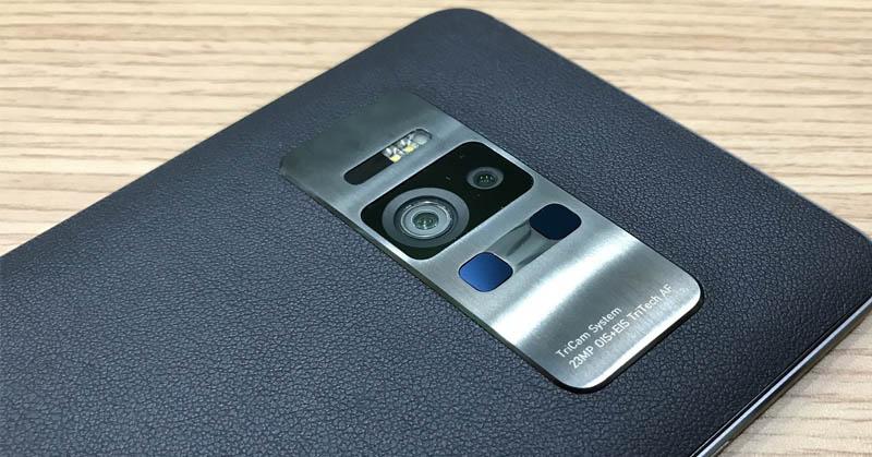 Google Ungkap Smartphone Berfitur Virtual Reality