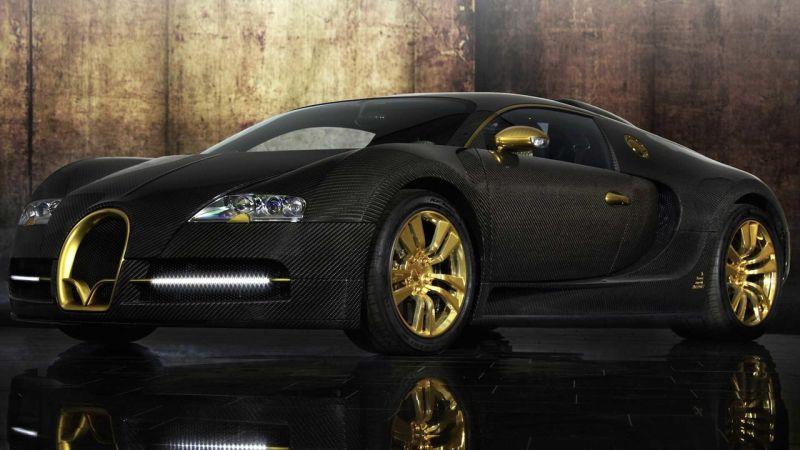 Bugatti Veyron Mansory Linea Vincero (Dupont Registry)