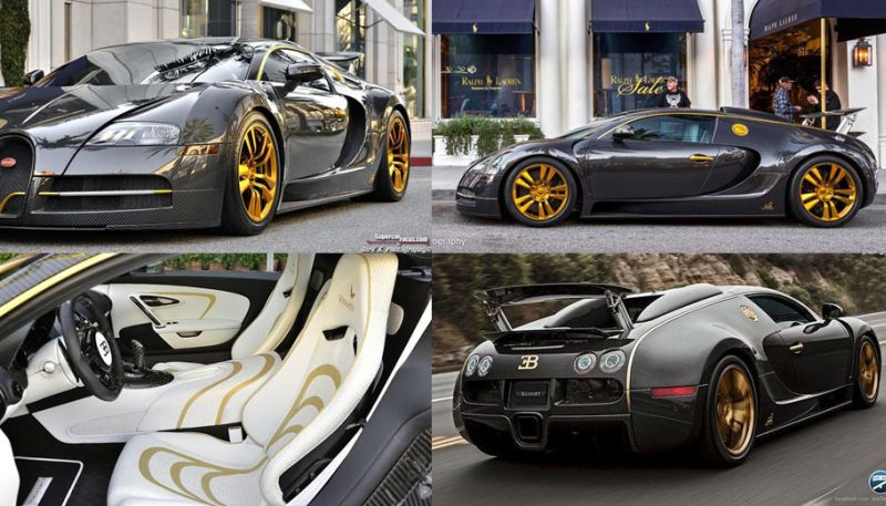 Bugatti Veyron (Foto: Carscoops)