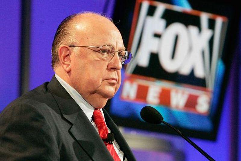 Foto mantan CEO dan pendiri kantor berita Fox News, Roger Aisles (Foto: CNBC)