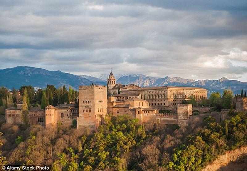Granada, Spanyol. (Foto: Alamy Stock)