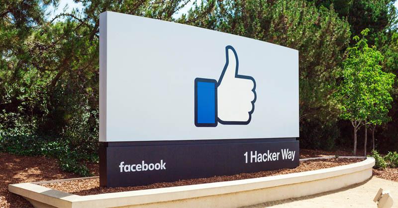 Facebook Jual Kantor di AS Senilai Rp3,8 Triliun