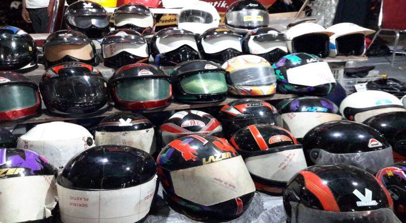 INSPIRASI BISNIS: Balik Modal dalam 2,6 Bulan dari Kreasi Helm Artistik