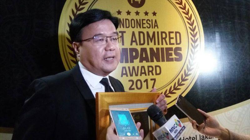MNCTV Terima Penghargaan IMACO Award 2017, Tak Lepas dari Kinerja Karyawan
