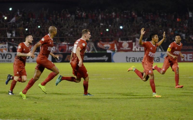 PSM Makassar, klub di tertua di Indonesia yang masih eksis sampai sekarang (Foto: Antara)