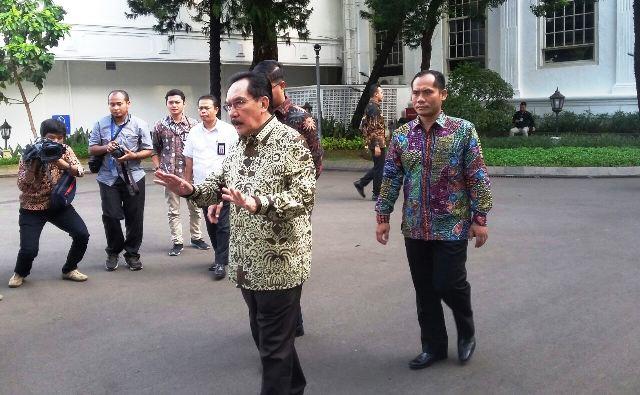 Bareskrim Hentikan Penyelidikan Kasus Antasari, Laporan SBY Masih Diproses