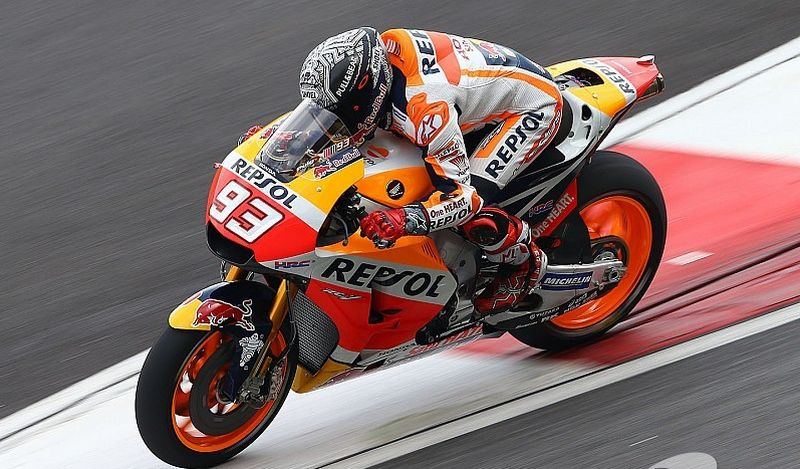 Image result for Marquez Optimis Jelang MotoGP Le Mans