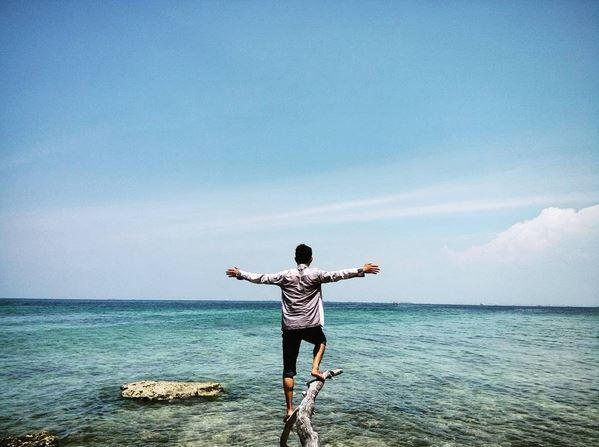 Pulau Damar Kecil Tempat Terbaik Liburan Akhir Pekan Okezone Travel