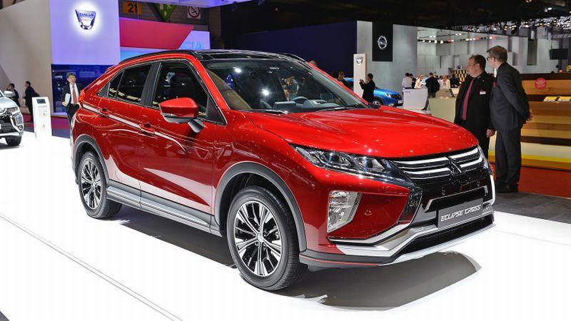 Mitsubishi Eclipse Cross diluncurkan di Geneva Motor Show 2017 (Autoblog)