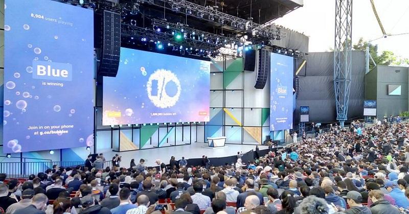 LAPORAN DARI AS: Google I/O, Sebuah Konferensi Teknologi Layaknya Festival Musik