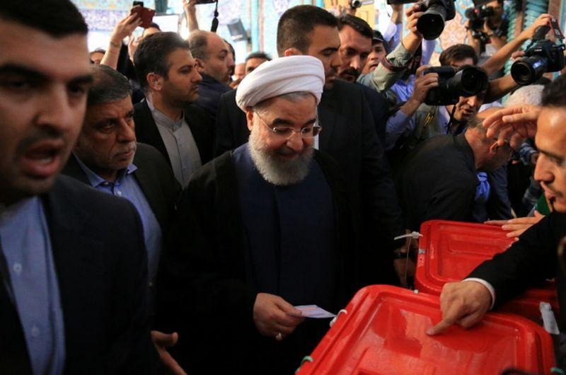 Kembali Menjabat sebagai Presiden, Rouhani Sebut Warga Iran Tolak Ekstremisme