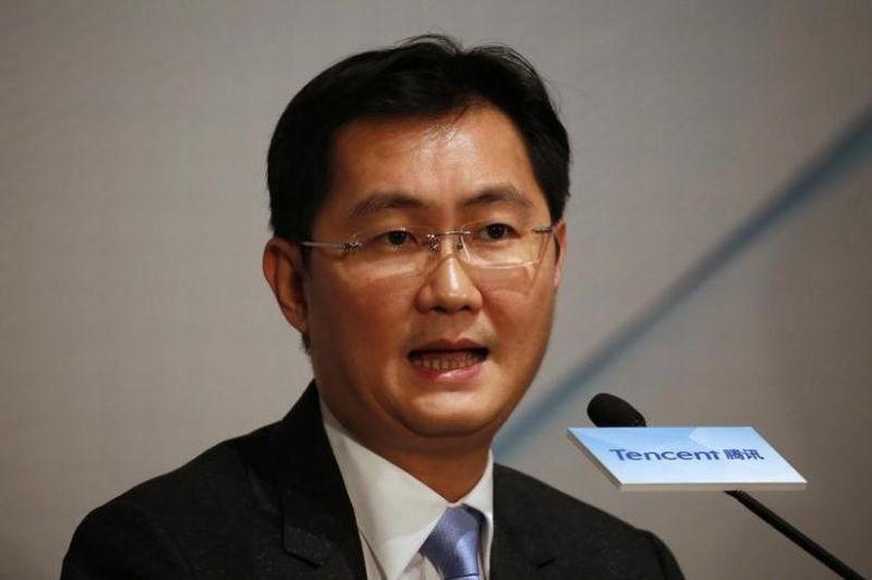RAHASIA SUKSES: Ma Huateng, CEO yang Pernah Rangkap Jabatan Jadi Petugas Kebersihan