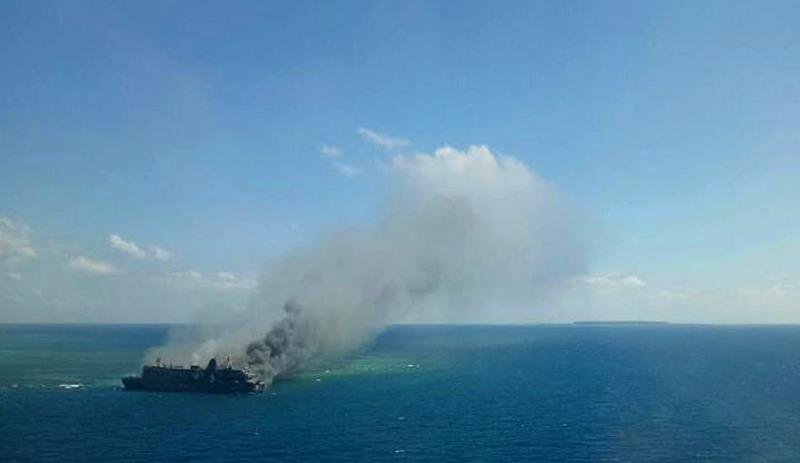 Penyebab Pasti Kebakaran KM Mutiara Sentosa 1 Terungkap Paling Cepat 6 Bulan