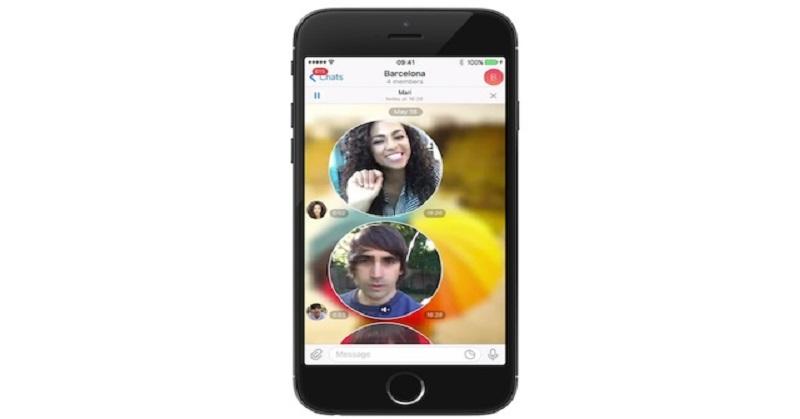 Di-Update, Telegram Luncurkan Fitur Pesan Video