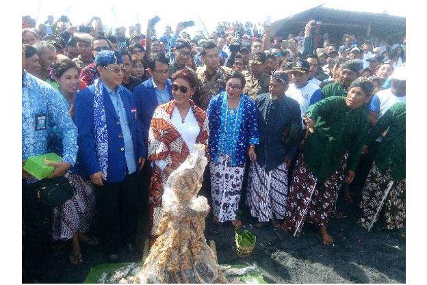 Wih, Menteri Susi Klaim Kesuburan Laut Indonesia Naik 100%