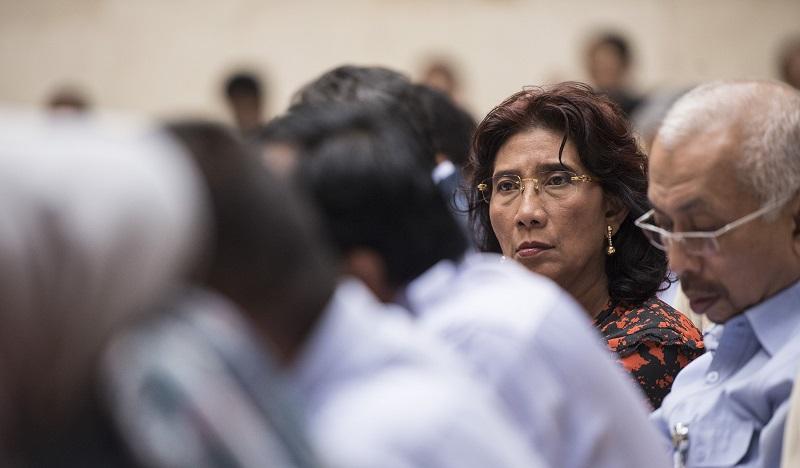 Menteri Susi: Pelaksanaan Kebijakan Harus Konsistensi Tinggi
