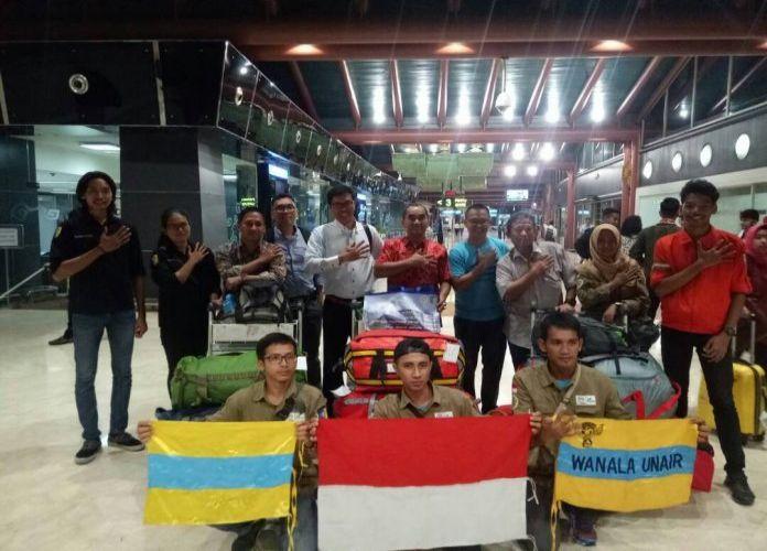 3 Mahasiswa Indonesia Akan Taklukkan Gunung Denali di Amerika
