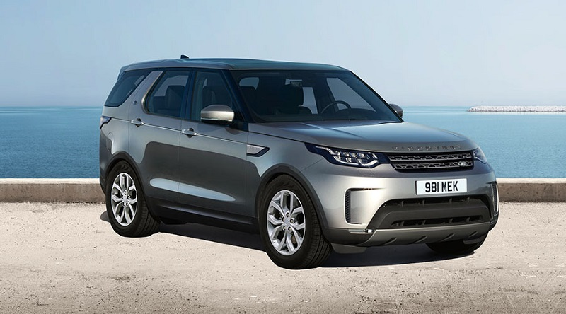 Land Rover Discovery >> Land Rover Siap Masukkan All New Discovery Bermesin Diesel