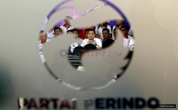 DPD Perindo Kabupaten Merangin Siap Hadapi Verifikasi KPU