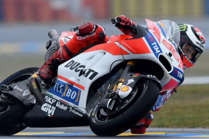 Tak Mampu Tampil Apik, Lorenzo Punya Feeling Bakal Gagal Naik Podium di Le Mans