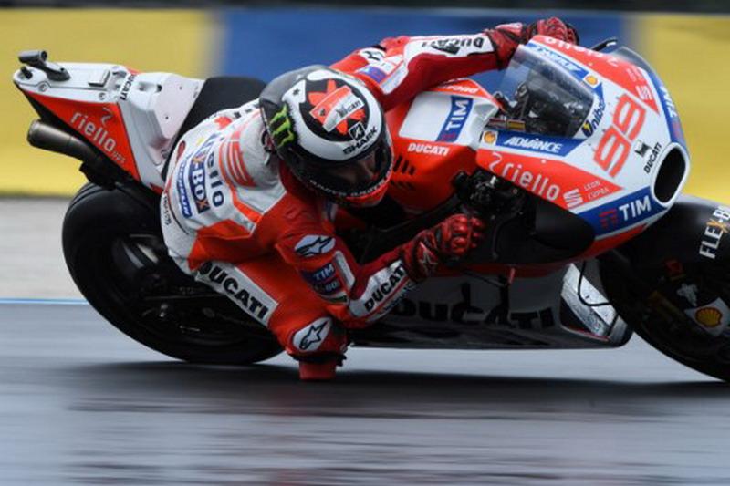 Gagal di Le Mans, Lorenzo Janji Bakal Tampil Terbaik di GP Italia