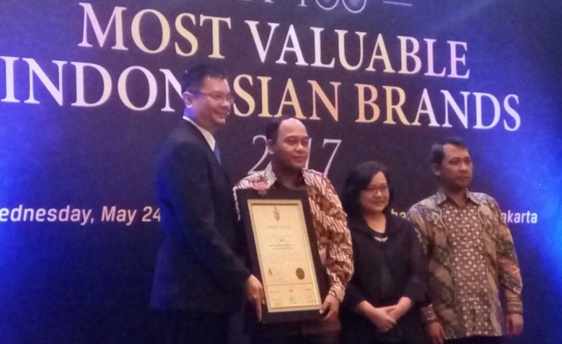 Hebat! 4 Perusahaan MNC Raih Top 100 Most Valuable Indonesian Brands Awards 2017