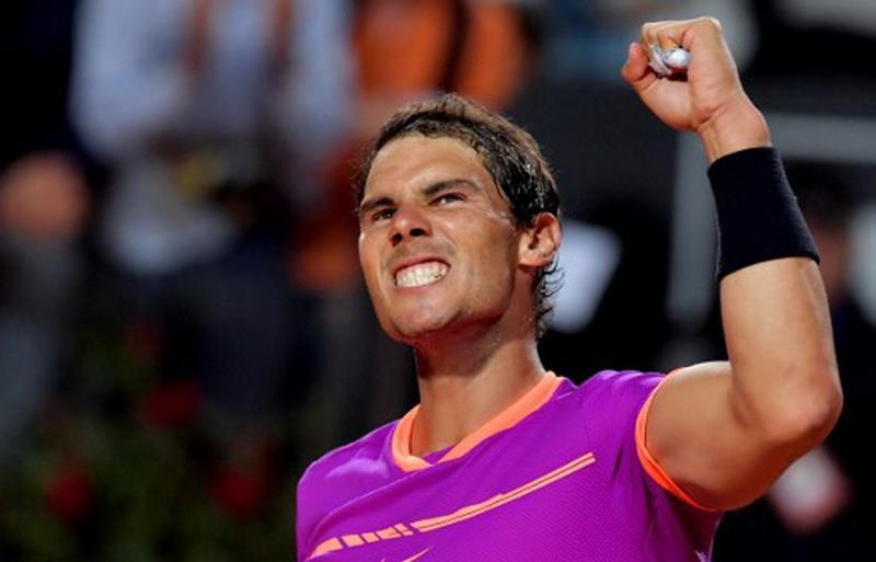 Jelang Prancis Open 2017, Rafael Nadal Difavoritkan Jadi Juara