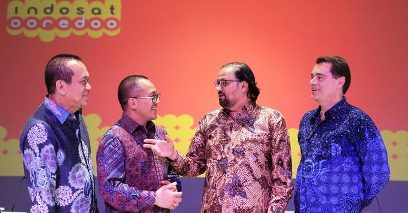 Indosat Ooredoo Lakukan Pergantian Komisaris