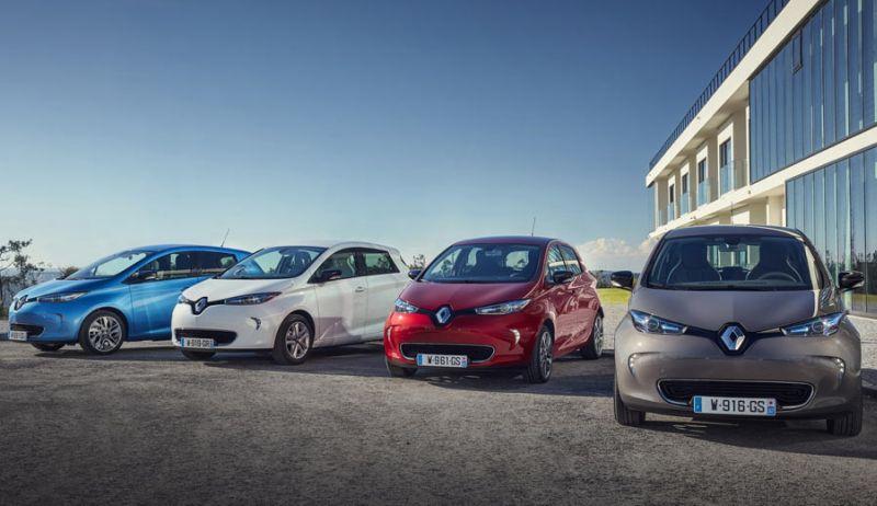 Mobil listrik Renault (Carscoops)