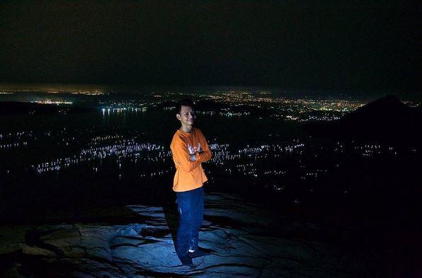 Mencium Langit Malam Purwakarta Di Gunung Lembu Okezone Travel