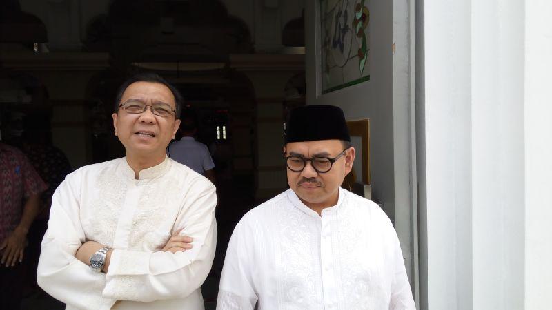 Sudirman Said: Saya Kehilangan Sosok Ridwan Baswedan