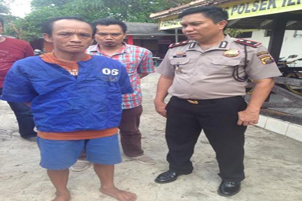 Tukang Becak Dicokok Polisi Usai Beli Sabu