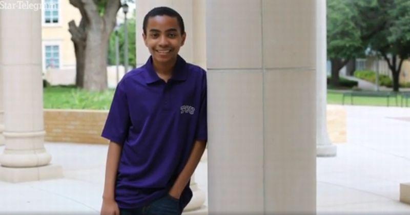 Keren, Bocah 14 Tahun Berhasil Raih Gelar Sarjana